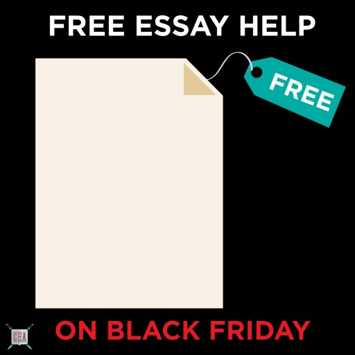 College Essay Advisors Will Review 100 Essays for Free on Black Friday